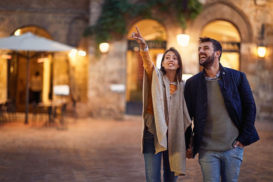 Cinq idées weekend en amoureux en Europe