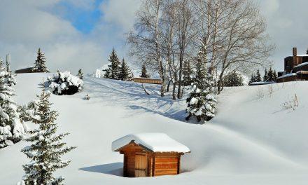 Courchevel : une destination pour les vacances de ski
